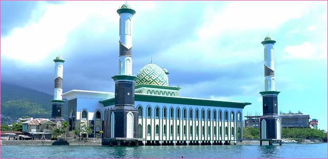 Grand-Mosque-Ternate-Indone