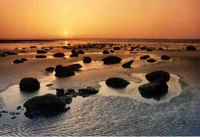 St. Martin_Sun Set_Beautiful Bangladesh