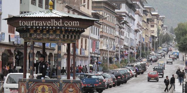 bhutan-city-street-highway