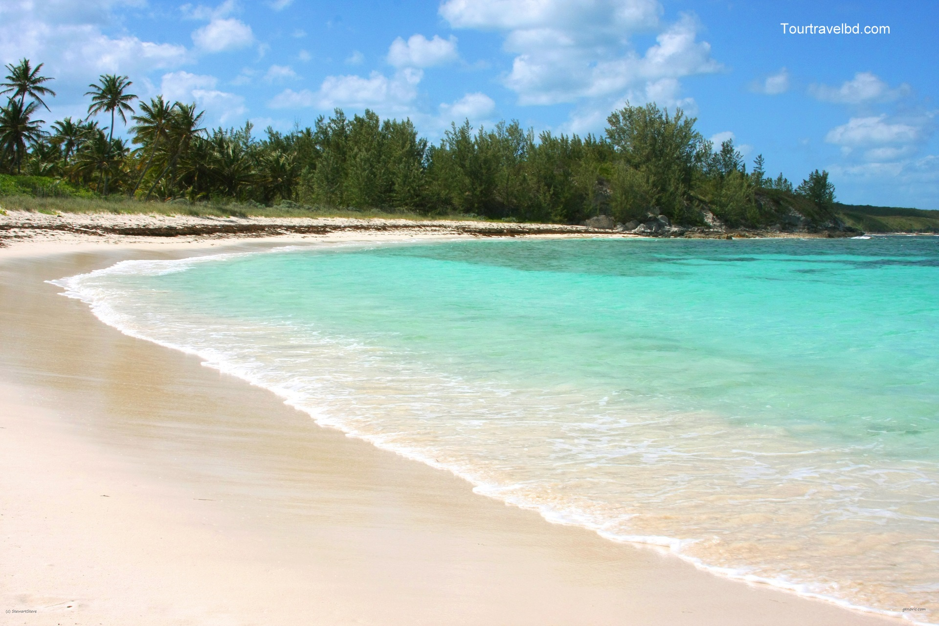 Bahamas-Beaches-