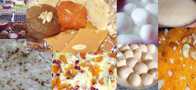 Dessert from Bangladesh