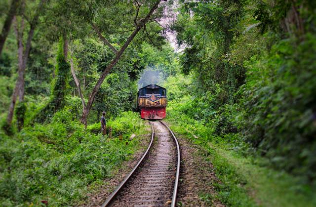 lawachhara-train