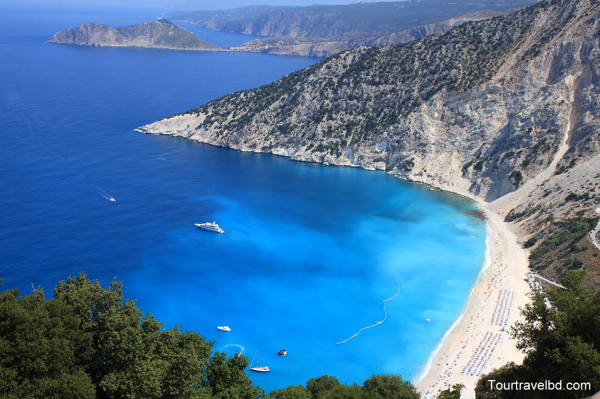 Myrtos-Beach-Greece